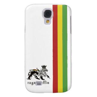Iphone 3 fodral för vitRMRasta rand