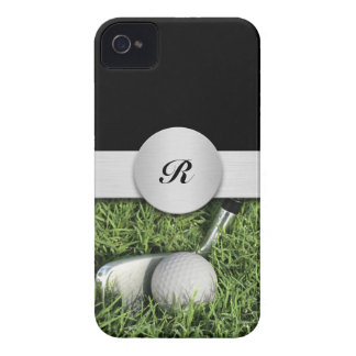 iPhone 4 MonogramGolffodral iPhone 4 Skal