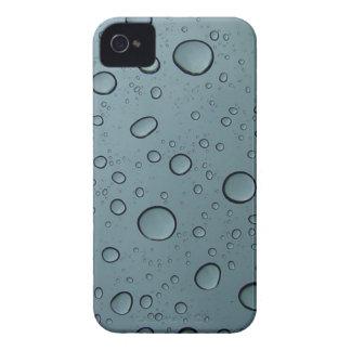 Iphone 4 regnar tappar fodral iPhone 4 Case-Mate cases