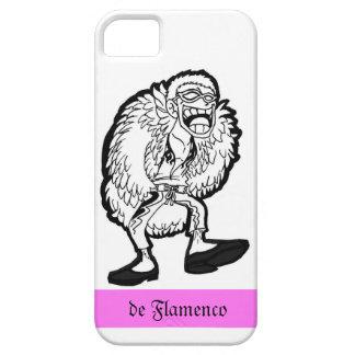 iPhone 5 ett bietfodral: De Flamenco iPhone 5 Case-Mate Fodral
