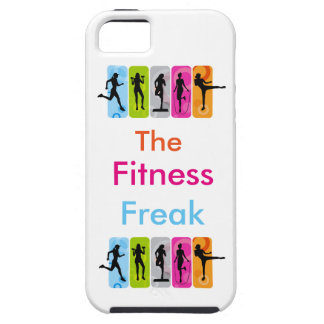 Iphone 5-Fitness freak iPhone 5 Fodraler