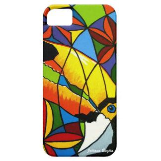 Iphone 5 fodral - Capa para Iphone 5 - Toucan