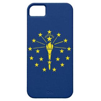 IPhone 5 fodral med flagga av Indiana