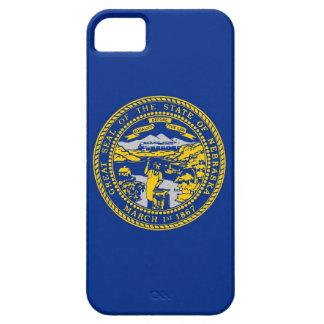 IPhone 5 fodral med flagga av Nebraska