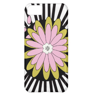 Iphone 5 för Boho blommakärlek fodral iPhone 5C Fodral