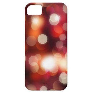 Iphone 5 för Bokeh ljusdesign fodral iPhone 5 Hud