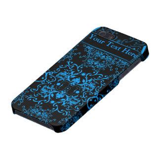 IPhone 5 för fullföljande för damastast fodral för iPhone 5 Fodral