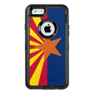 Iphone 6/6s för Arizona flaggaOtterbox försvarare