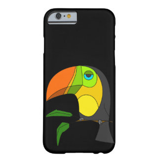 iPhone 6/6s, knappt där Toucan Barely There iPhone 6 Skal