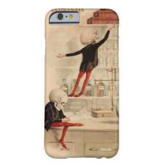 iPhone 6 ca för konst för skelett- Barely There iPhone 6 Skal