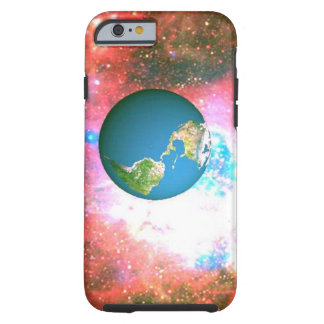 iPhone 6, tuffa planet vid highsaltire Tough iPhone 6 Fodral