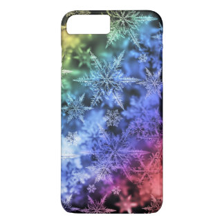 iPhone 7 cases med snöflingor!