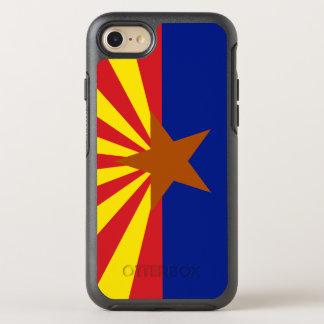 Iphone 7 för Arizona flaggaOtterbox symmetri