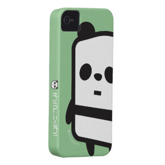 iphone case - boxas pandaen iPhone 4 case