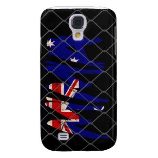 Iphone case för Australien Muttahida Majlis-E-Amal Galaxy S4 Fodral