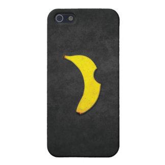 "iphone case för banan""äpple"" logotyp iPhone 5 skydd"