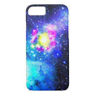 Iphone case för blåttgalaxNebula