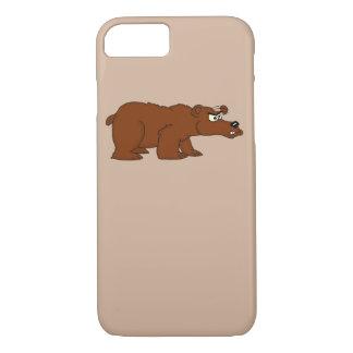 Iphone case för design för argbruntbjörn