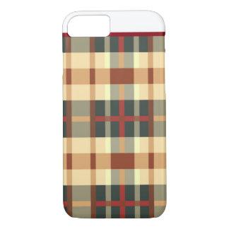 """iphone case """"för gul pläd"""""""