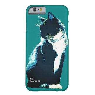 Iphone case för katt för Mista busmoking Barely There iPhone 6 Fodral