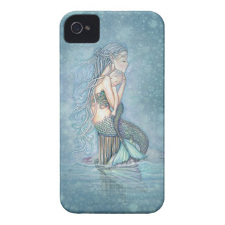 Iphone case för konst för mor- och iPhone 4 skydd