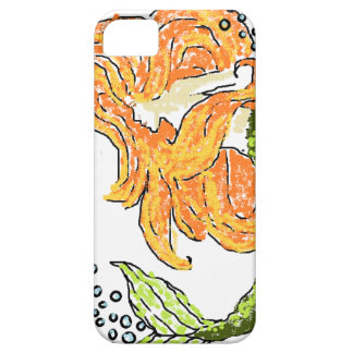 "Iphone case ""för längtande sjöjungfru"" barely there iPhone 5 fodral"