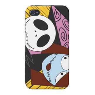 Iphone case för mardrömkärlekgrafik iPhone 4 cover