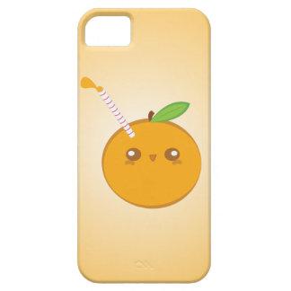 Iphone case för orange för baby för Lil' iPhone 5 Case-Mate Cases