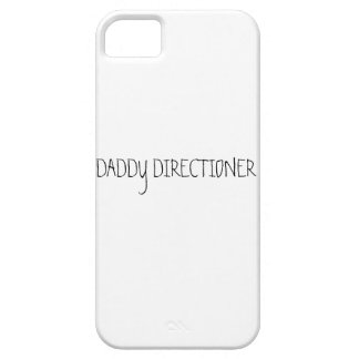 Iphone case för PAPPA DIRECTIONER Barely There iPhone 5 Fodral