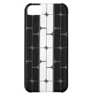 Iphone case för Schizm ebenholts (röka) iPhone 5C Fodral