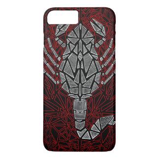 Iphone case för Scorpiomosaikscorpion