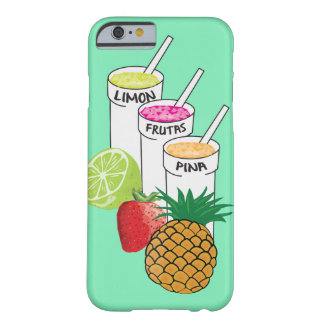 Iphone case för sommarfruktsmoothie barely there iPhone 6 skal