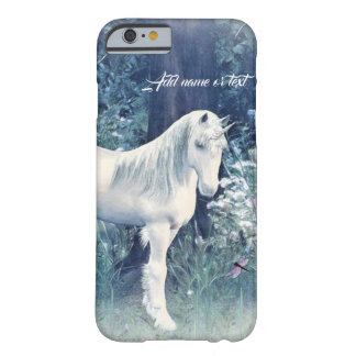 iphone case för unicornskogdröm barely there iPhone 6 fodral