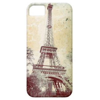 Iphone case för vintage bildEiffel torn iPhone 5 Case-Mate Fodraler