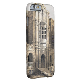 Iphone case för vintageBramshill hus Barely There iPhone 6 Fodral