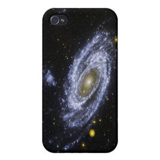 iphone case med avbildar från rymden iPhone 4 fodral