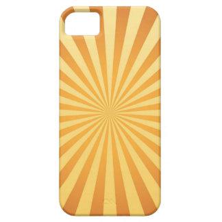 iphone case som är retro, solljus iPhone 5 Case-Mate fodraler