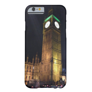 iphone case som visar stora Ben i London Barely There iPhone 6 Fodral