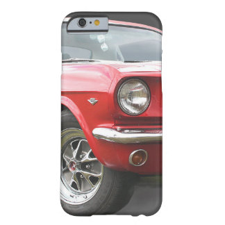iphone caseMustang 1966 Barely There iPhone 6 Skal