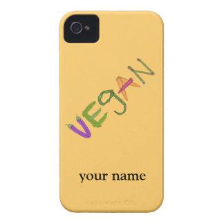 Iphone för namn för anpassningsbar för älskare för iPhone 4 Case-Mate skydd