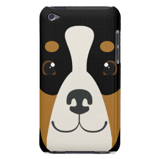 IPhonen eller telefonen för Bernese berghund iPod Touch Skal