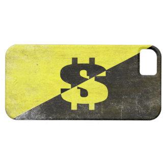 iPhonen flår med kall Anarcho-Kapitalist flagga iPhone 5 Case-Mate Skal