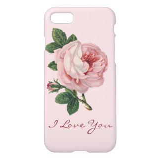 IPhonen för rosa kål för persika täcker den rosa iPhone 7 Skal