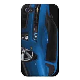 Ipod fodral för ZL1 Camaro iPhone 4 Cases