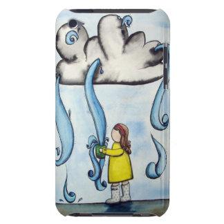 """Ipod touch case """"för min koppöverflöd"""""""