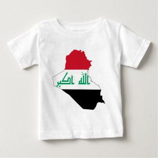 Irak IQ, جمهوريةالعراقکۆماریعێراقflagga, Baghd T Shirt