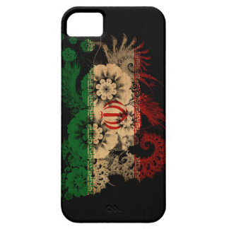 Iran flagga iPhone 5 fodral