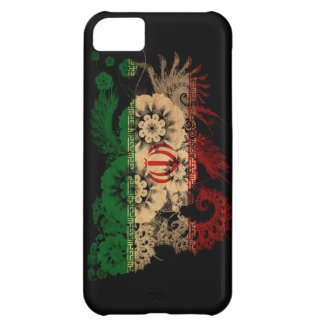 Iran flagga iPhone 5C fodral
