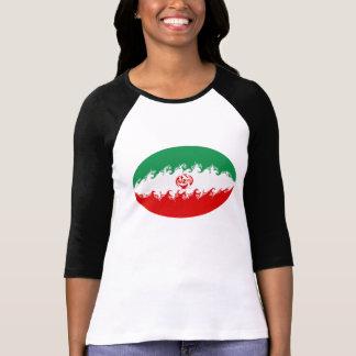Iran Gnarly flaggaT-tröja