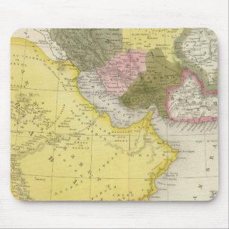 Iran och Saudiarabien Musmatta